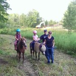 Family fun trail lesson